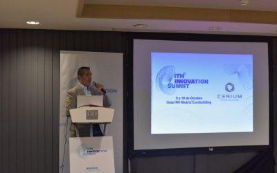 Cerium participará en el ITH Innovation Summit los días 26 y 27 de junio en Madrid