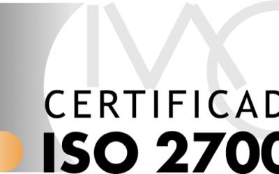 Cerium obtiene la norma ISO 27001:2013 sobre la seguridad de la información