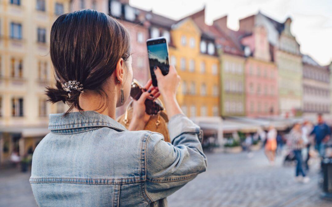 Turismo y tecnología: el binomio perfecto