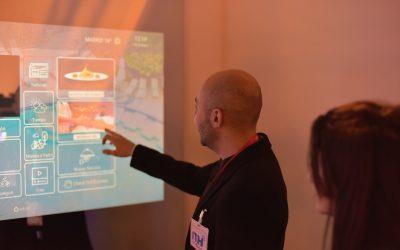 La valenciana CERIUM viste de tecnología la habitación del futuro de Fitur 2020