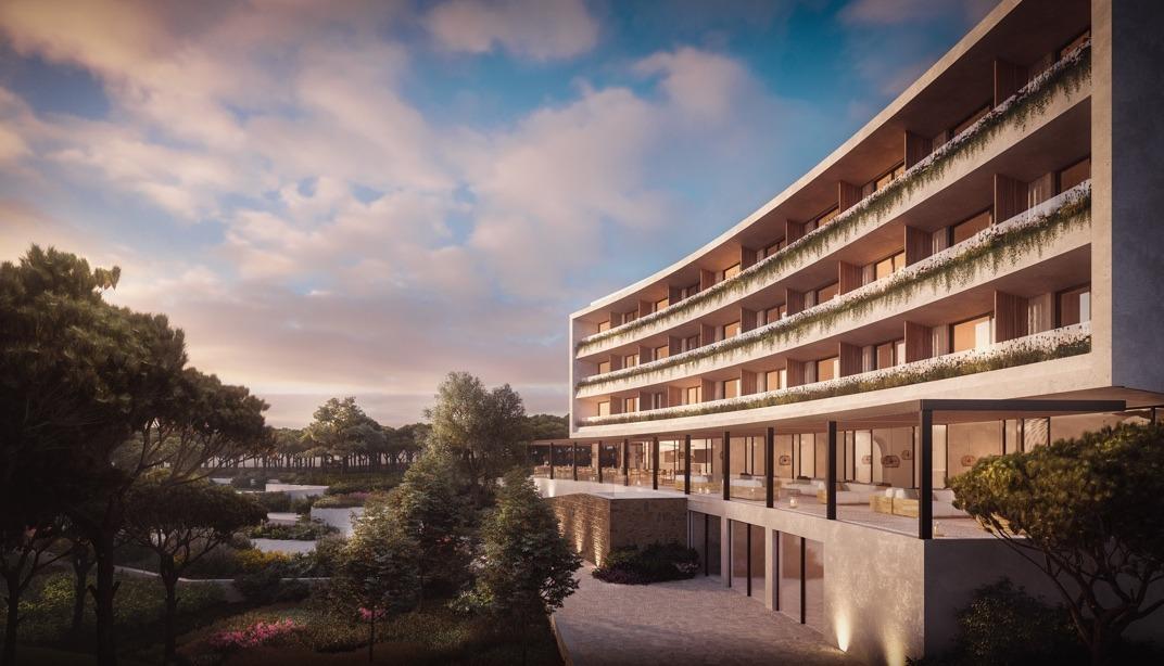 Integramos las redes tecnológicas del nuevo Gema Hotel