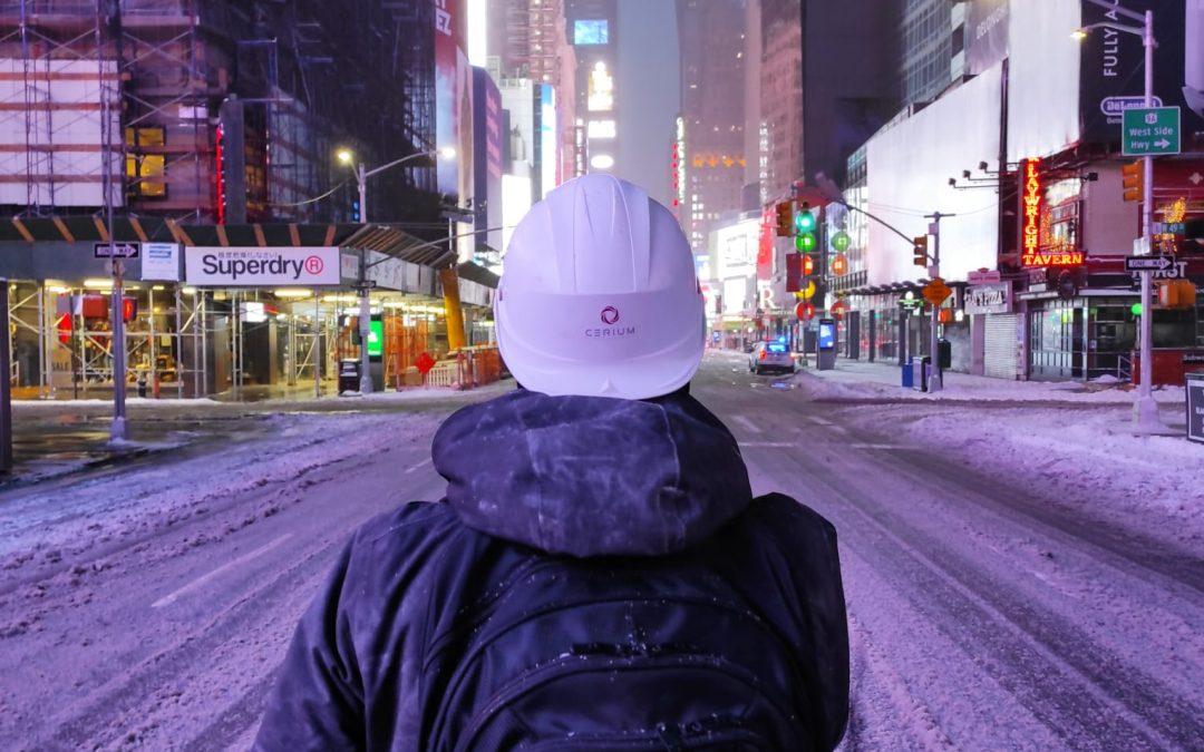 Seguimos desplegando las redes del hotel RIU Manhattan en Nueva York