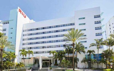 Proyectamos la ampliación y mejoras de las redes del hotel RIU Miami Beach (Florida)