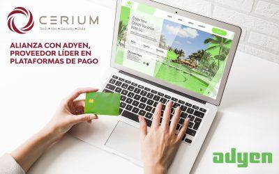 Nos aliamos con Adyen: el proveedor líder en plataformas de pago
