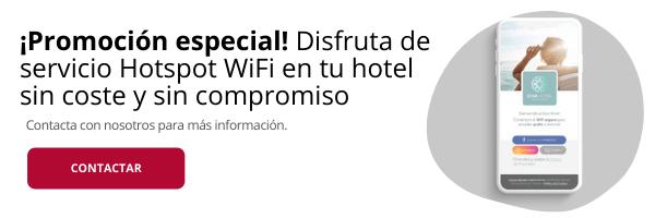 Promoción Hotspot WiFi