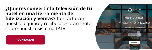 Más información IPTV Cerium